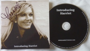 Harriet CD 002