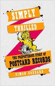 "Simon Goddard - ""Simply Thrilled"""