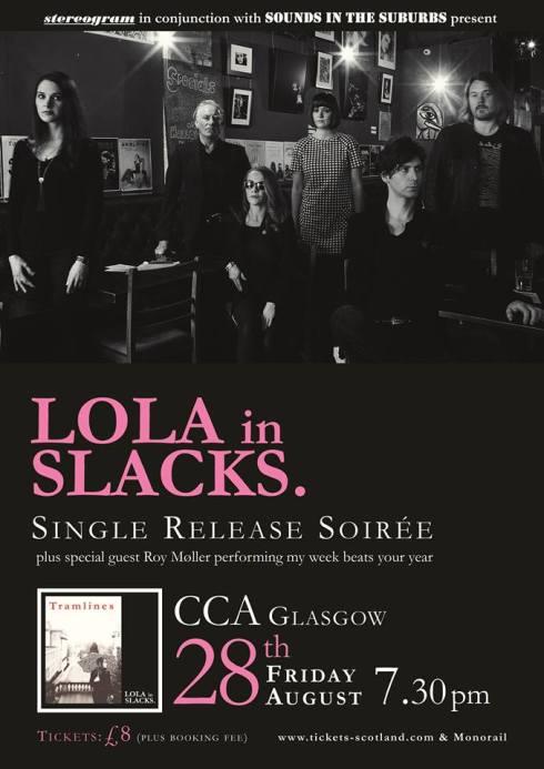 Lola in Slacks CCA Launch