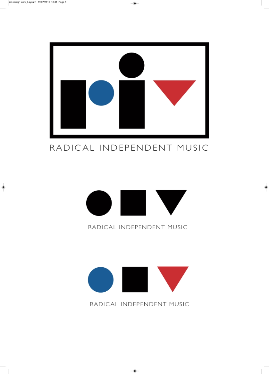 Radical Independent Music Unveil New Corporate Logo